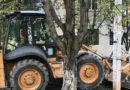 Ремонт дворов Симферополя идет с отставанием от графика