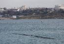 Всплывшую в Севастополе ветку газопровода затопят. Суда в бухту не пускают