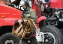 В Симферополе из горящей пятиэтажки эвакуировали 47 человек