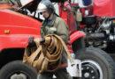 В Щелкино горело общежитие: жильцов эвакуировали