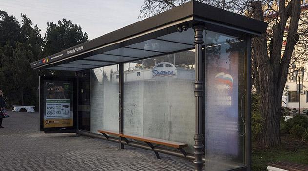 В Симферополе перенесут 50 остановок общественного транспорта