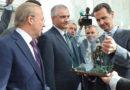 Глава Крыма в Дамаске встретился с президентом Сирии Асадом