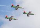 В Азовское море упал российский военный самолет