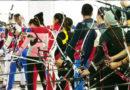 Молодёжная сборная России по стрельбе из лука тренировалась в Алуште