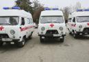 Центр медицины катастроф Крыма до конца года получит 14 новых автомобилей
