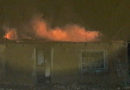 В Крыму на пожаре в жилом доме предотвратили взрыв газового баллона