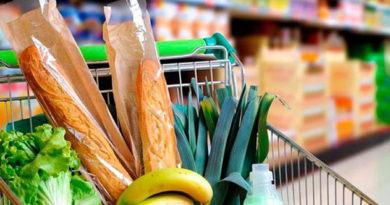 Цены на продукты к концу года вырастут на 3,5%