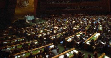 Крым призывает ООН провести заседание по водной блокаде полуострова