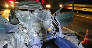 Три человека погибли в аварии на трассе Симферополь – Керчь