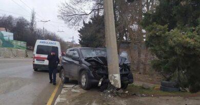 Два смертельных ДТП произошло на крымских трассах 17 марта