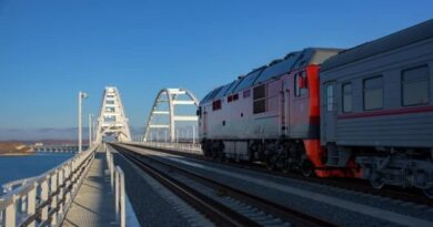 """Поезда """"Таврия"""" начнут курсировать между Москвой и Феодосией"""