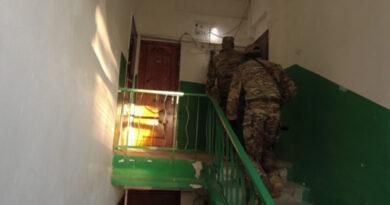 Спецоперация ФСБ: в Крыму задержали членов экстремистской ячейки
