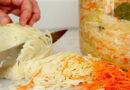 Самый простой рецепт квашеной капусты дал Роспотребнадзор